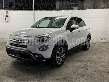Fiat 500 Trekking Plus usado (2016) color Blanco precio $164,900