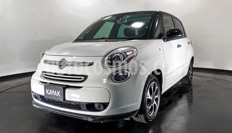 Fiat 500 Easy Aut usado (2016) color Blanco precio $239,999