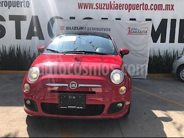 Foto Fiat 500 Sport usado (2015) color Rojo precio $157,000