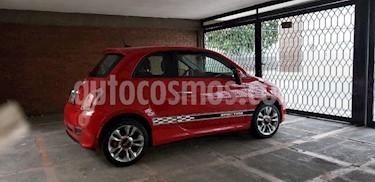 Fiat 500 Sport Aut usado (2016) color Rojo precio $175,000