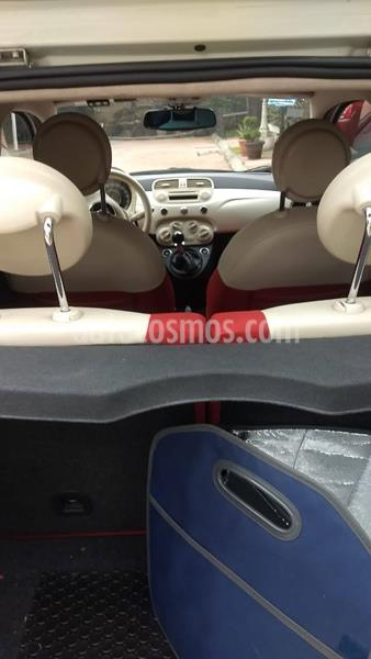 Fiat 500 Pop usado (2013) color Blanco Perla precio $133,000