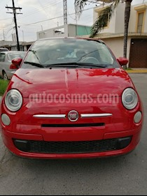 Fiat 500 Pop Aut usado (2014) color Rojo precio $114,000