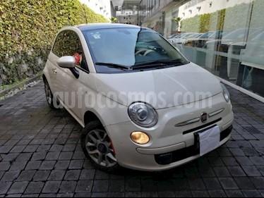 Foto Fiat 500 Easy Aut usado (2016) color Blanco precio $190,000