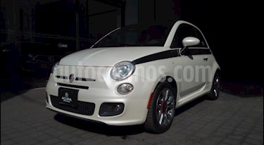 Fiat 500 3P HB RETRO 1957 TA PIEL QC F. NIEBLA RA-16 usado (2015) color Blanco precio $169,000
