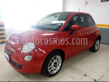 Fiat 500 Trendy Aut usado (2015) color Rojo precio $169,000