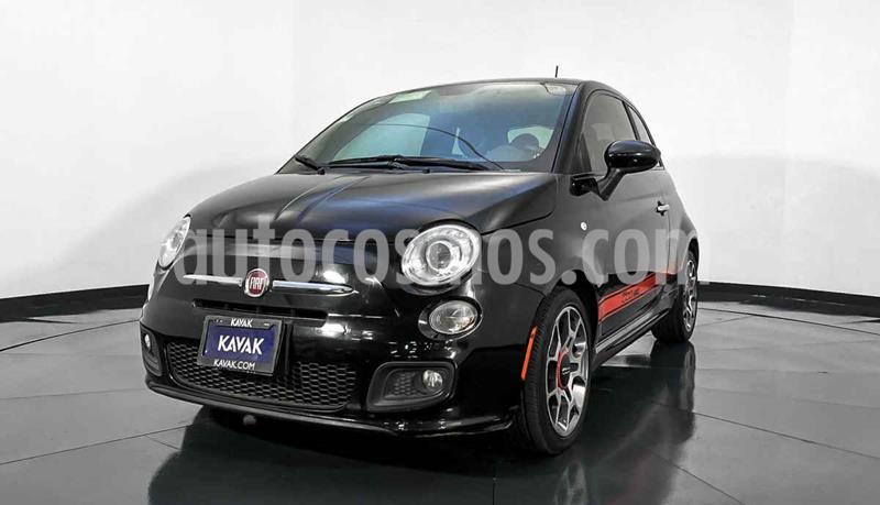Fiat 500 Sport usado (2013) color Negro precio $147,999