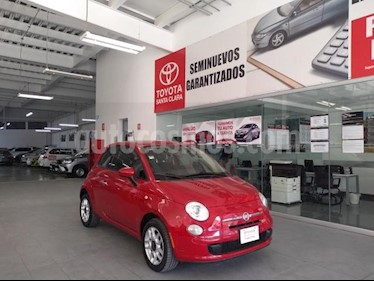 Foto venta Auto usado Fiat 500 Pop  (2014) color Rojo precio $125,000