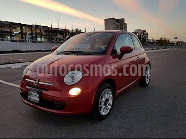 Foto Fiat 500 Pop usado (2014) color Rojo precio $130,000