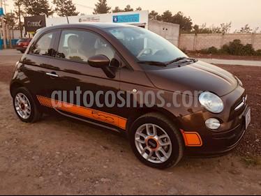 Foto venta Auto usado Fiat 500 Pop (2014) color Espresso precio $146,000