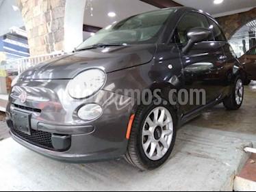 Foto venta Auto usado Fiat 500 Pop  (2016) color Gris precio $149,800