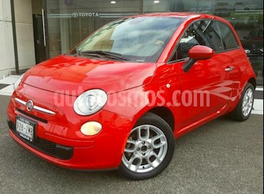 Foto Fiat 500 Pop  usado (2014) color Rojo precio $128,000