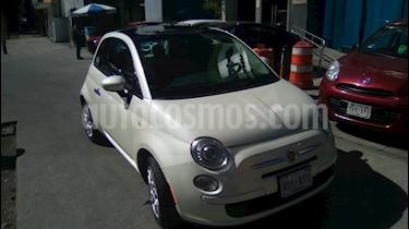 Foto Fiat 500 Pop usado (2015) color Blanco precio $135,000
