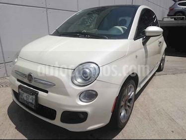 Foto venta Auto usado Fiat 500 Sport Aut (2015) color Blanco precio $179,000