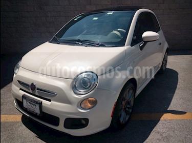 Foto venta Auto usado Fiat 500 Sport Aut (2015) color Blanco precio $185,000