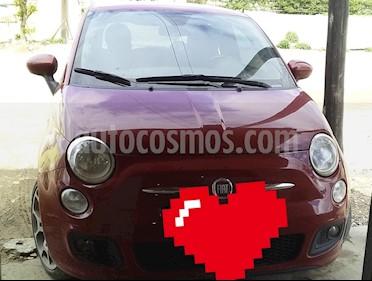 FIAT 500 Sport usado (2012) color Rojo precio $380.000