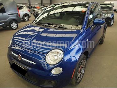 Foto venta Auto Usado Fiat 500 Sport (2014) color Azul precio $398.000