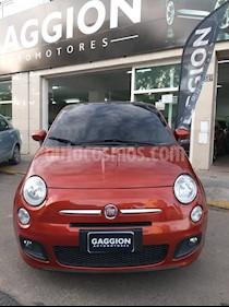 Foto venta Auto usado Fiat 500 Sport (2015) color Rojo