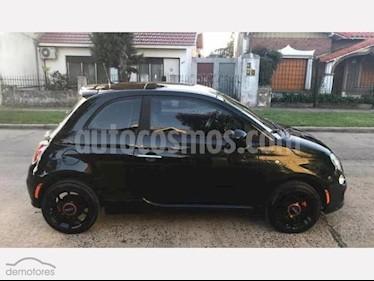 FIAT 500 Sport usado (2013) color Negro precio $334.900