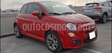 Foto venta Auto usado Fiat 500 Sport (2014) color Rojo precio $159,000