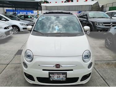 Foto venta Auto usado Fiat 500 Sport (2016) color Blanco Perla precio $180,000
