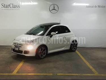 Foto venta Auto usado Fiat 500 Sport (2017) color Blanco precio $278,000