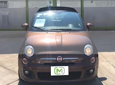 Foto venta Auto usado Fiat 500 Sport (2013) color Espresso precio $118,000