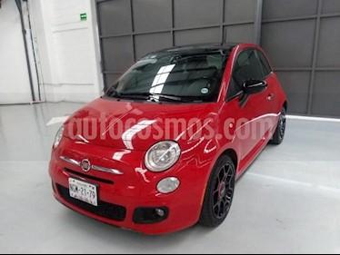 Foto venta Auto usado Fiat 500 Sport (2012) color Rojo precio $130,000