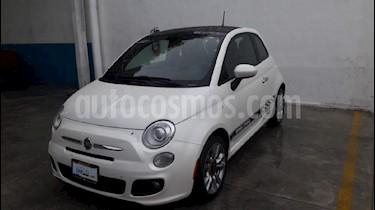 Foto venta Auto usado Fiat 500 Sporting Aut (2016) color Blanco precio $169,900
