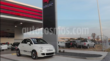 Foto venta Auto usado Fiat 500 Sporting Aut (2016) color Blanco Perla precio $230,000