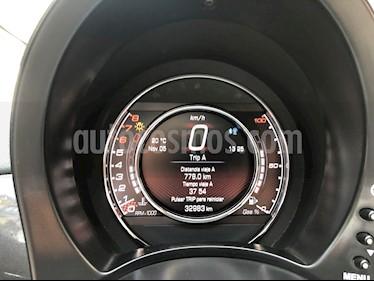 Foto Fiat 500 Sporting usado (2015) color Gris precio $158,000