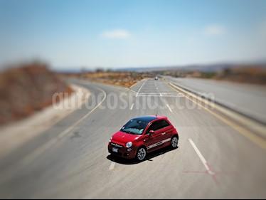 Fiat 500 Sporting usado (2016) color Rojo precio $210,000