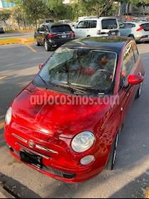 Fiat 500 Trendy Aut usado (2015) color Rojo precio $162,900