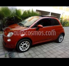 Fiat 500 Trendy usado (2015) color Rojo precio $129,000