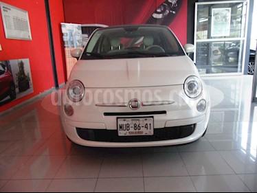 Foto venta Auto usado Fiat 500 Trendy (2015) color Blanco precio $145,000