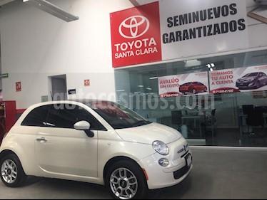 Foto venta Auto usado Fiat 500 Trendy (2015) color Blanco precio $155,000