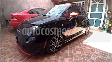 Foto venta Auto usado Fiat 500 Turbo (2015) color Negro precio $190,000