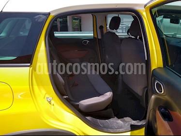 Foto venta Auto usado Fiat 500L 1.4L (2016) color Amarillo precio $265,000