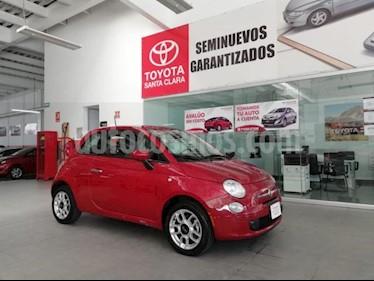 Fiat 500L 1.4L usado (2015) color Rojo precio $135,000