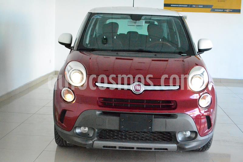 Foto Fiat 500L Trekking usado (2016) color Rojo precio $230,000