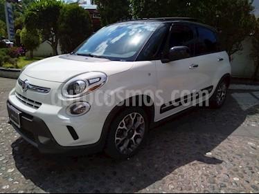 Foto venta Auto usado Fiat 500L Trekking Plus (2015) color Blanco precio $245,000
