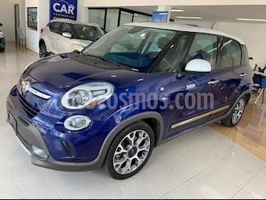 Foto Fiat 500L Trekking usado (2016) color Azul precio $199,900