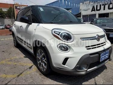 Foto venta Auto usado Fiat 500L Trekking (2016) color Blanco precio $285,000