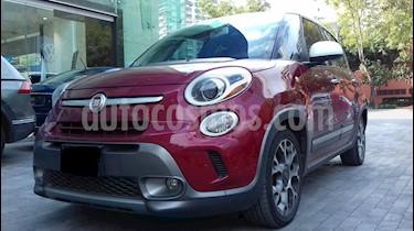 Foto venta Auto usado Fiat 500L Trekking (2015) color Rojo Cerezo precio $225,000