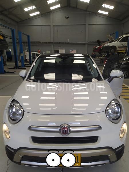 Fiat 500x Latitud 4x2 usado (2018) color Blanco precio $58.000.000