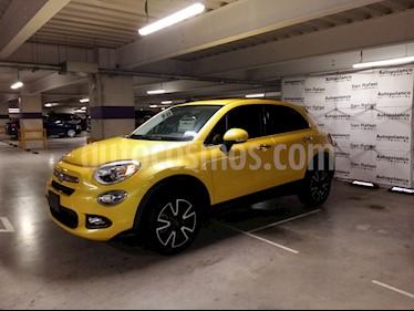 Foto venta Auto Seminuevo Fiat 500X Easy (2016) color Amarillo precio $269,000