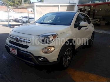 Foto Fiat 500X Trekking usado (2016) color Blanco precio $278,000