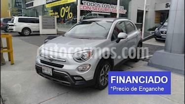 Fiat 500X Trekking usado (2016) color Plata precio $63,750