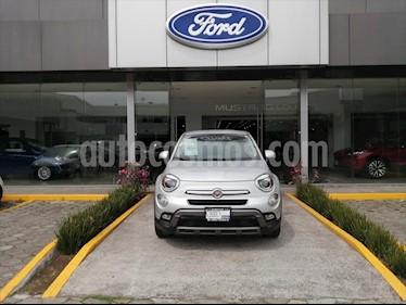 Fiat 500X Trekking usado (2016) color Plata precio $239,000