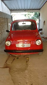FIAT 600 E usado (1970) color Rojo precio $70.000