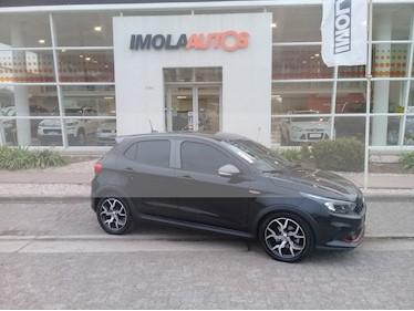 Foto venta Auto usado FIAT Argo 1.8 HGT (2017) color Negro Vesubio precio $550.000